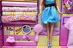 Кукла Defa Lucy «Швея», 8199, игрушки