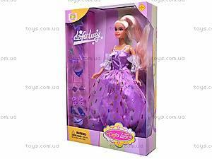 Кукла Defa Lucy в бальном платье, 20955, купить