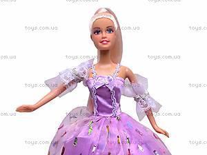 Кукла Defa Lucy в бальном платье, 20955, фото