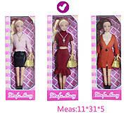 Кукла «Defa Lucy» в красном костюме, 8365, набор