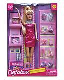 Кукла Defa «Модный бутик», 8233