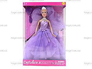 Кукла Defa «Невеста» с подставкой, 8253, цена