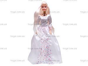 Кукла Defa «Принцесса», 20961