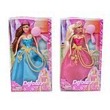 """Кукла """"Defa: принцесса"""", 2 вида, 8195, отзывы"""