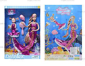 Кукла Defa для девочки, 8302