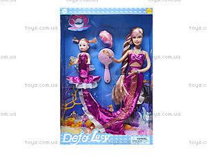 Кукла Defa для девочки, 8302, отзывы