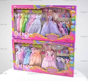 Кукла Defa, с аксессуарами, 8027