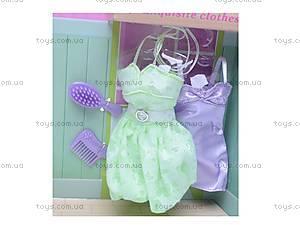 Кукла Defa, с гардеробом, 6077, отзывы