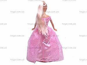 Кукла Defa с гардеробом, 8019, фото