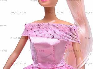 Кукла Defa с гардеробом, 8019, отзывы