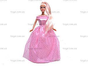 Кукла Defa с гардеробом, 8019