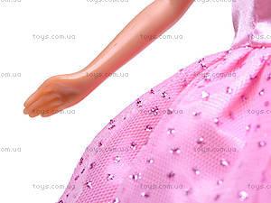 Кукла Defa с гардеробом, 8019, цена