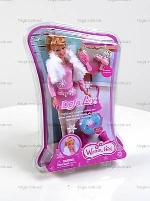 Кукла Defa, с крыльями, 8123
