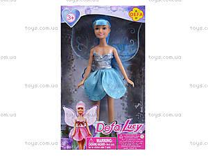Детская кукла Defa с крыльями, 8317, купить