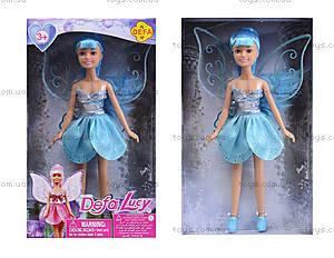 Детская кукла Defa с крыльями, 8317