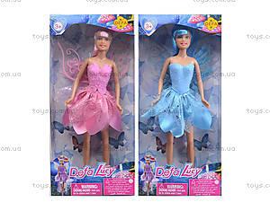 Кукла с крыльями Defa, 8324, отзывы