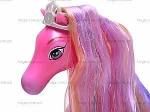 Кукла Defa с лошадью, 8209, отзывы