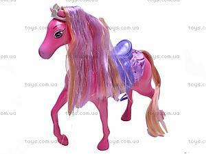Кукла Defa с лошадью, 8209, цена