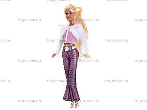 Детская кукла Defa Lucy «Счастливый уикенд», 6061, фото