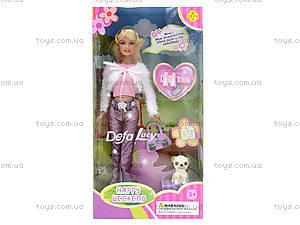 Детская кукла Defa Lucy «Счастливый уикенд», 6061, отзывы