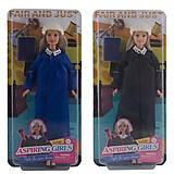 "Кукла DEFA ""Судья"" 2 цвета, 8463-BF, игрушка"
