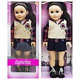 """Кукла """"DEFA"""" в школьной форме, 5507, купити"""