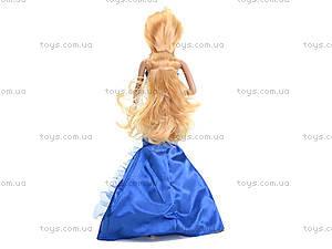 Игрушечная кукла Defa в вечернем платье, 8270, купить