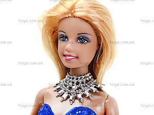 Игрушечная кукла Defa в вечернем платье, 8270, фото