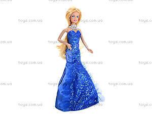 Игрушечная кукла Defa в вечернем платье, 8270, отзывы