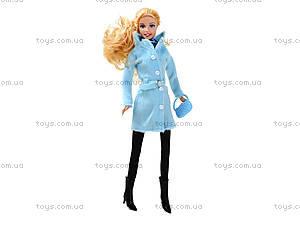 Детская кукла Defa в зимней одежде, 8293, купить