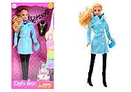 Детская кукла Defa в зимней одежде, 8293, отзывы
