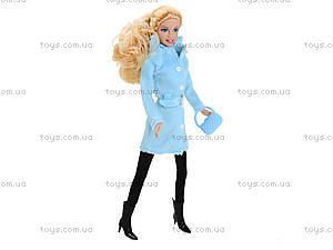 Детская кукла Defa в зимней одежде, 8293, цена