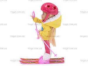 Детская кукла Defa Sairy «Зимний отдых», 8310, купить