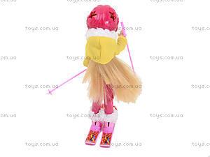 Детская кукла Defa Sairy «Зимний отдых», 8310, фото