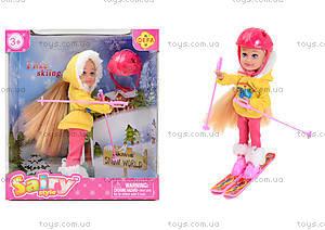 Детская кукла Defa Sairy «Зимний отдых», 8310