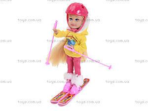 Детская кукла Defa Sairy «Зимний отдых», 8310, отзывы