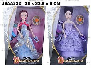 Кукла Descendants с аксессуарами, BLD032-1