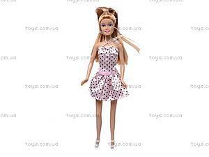 Кукла детская Defa Lucy, 6093, детские игрушки
