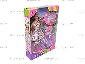 Кукла детская Defa Lucy, 6093