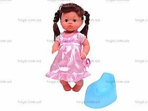 Кукла детская интерактивная, 30700D12