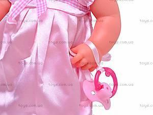 Кукла детская интерактивная, 30700D12, купить
