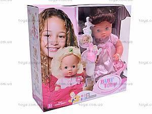 Кукла детская интерактивная, 30700D12, фото