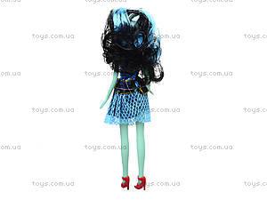 Кукла детская Monster Girl, 1233A/B/C, купить