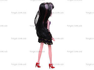 Кукла детская Monster Girl, 1233A/B/C, фото