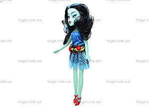 Кукла детская Monster Girl, 1233A/B/C, отзывы
