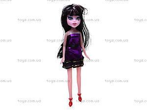 Кукла детская Monster Girl, 1233A/B/C, детские игрушки