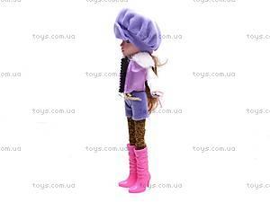 Кукла детская с аксессуарами, SQ-62016B-2, купить