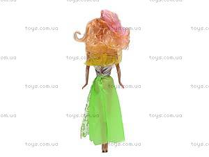 Кукла детская с гардеробом, 9983-C1, купить