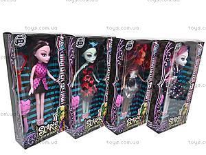 Кукла детская, типа «Monster High», 9171