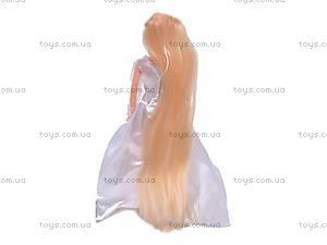 Кукла детская в бальном платье, 66387, фото